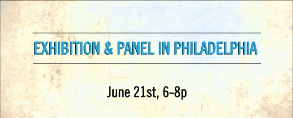 June exhibition + lecture with hotpot! in Philly | 6.21.13 (6-8p)